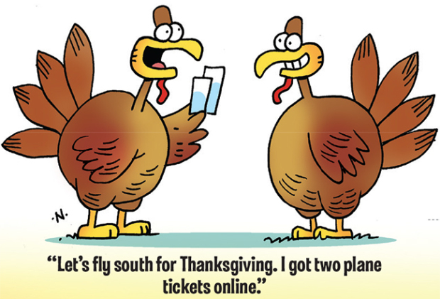 turkey jokes for Thanksgiving