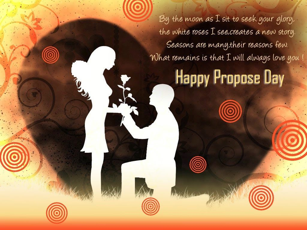 Valentines Day Propose Day Images