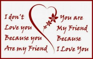 happy valentines day wishes for BF