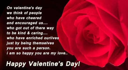 happy valentines day wishes for girlfriend
