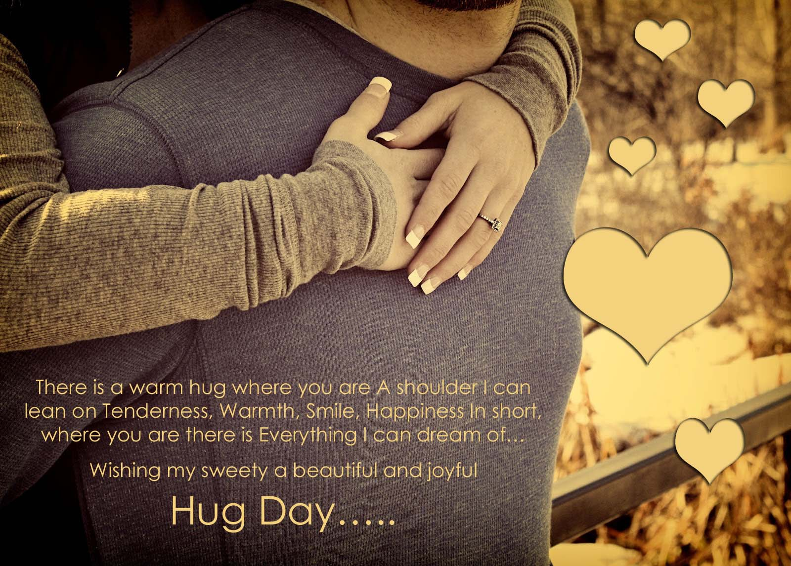hug day photos