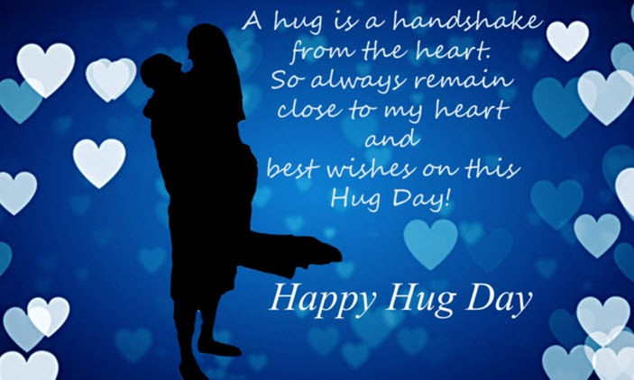 hug day pictures 2019