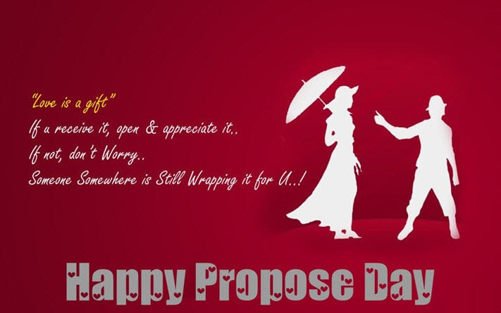 valentine propose day wallpaper