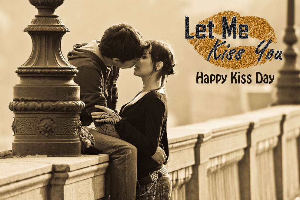when is kiss day