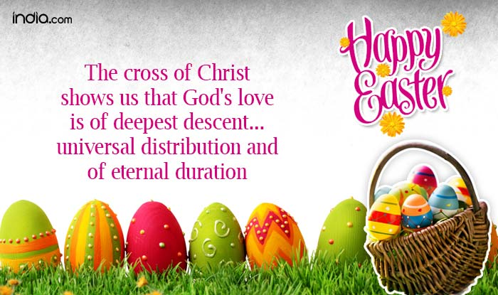 easter greeting 2019
