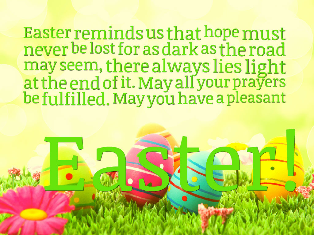 Easter Sunday Wishes-and Quotes