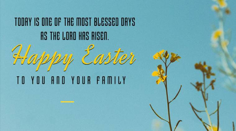 easter wishes messages