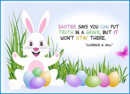 Happy Easter Messages 2019
