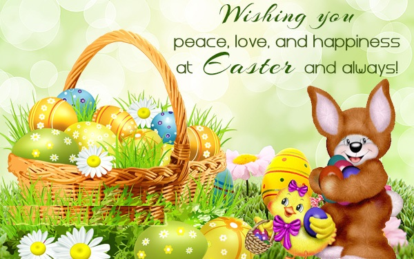 happy easter quotes wishes