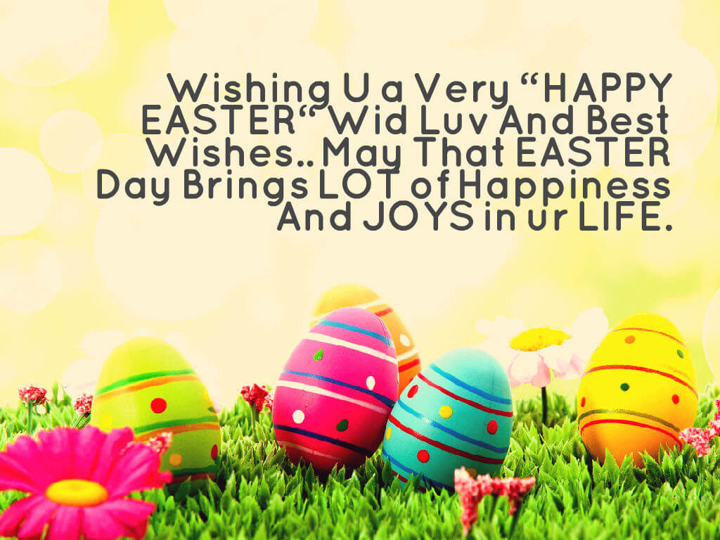 quotes for easter wishes