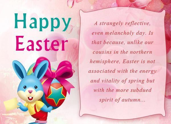 Easter Messages 2019