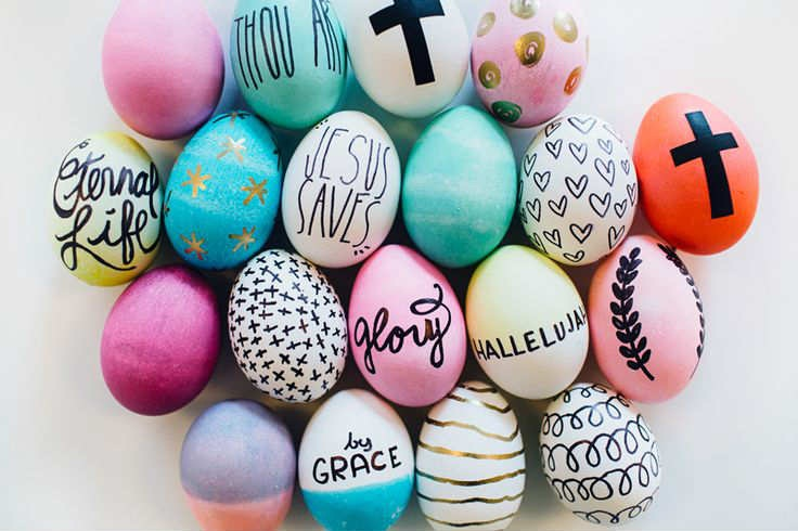 Happy Easter Eggs Images 2019