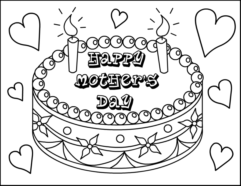 free printable mummy day coloring pages