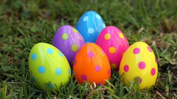 creative easter egg images ideas to color