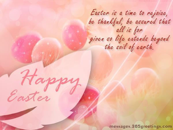 happy easter greeting 2019