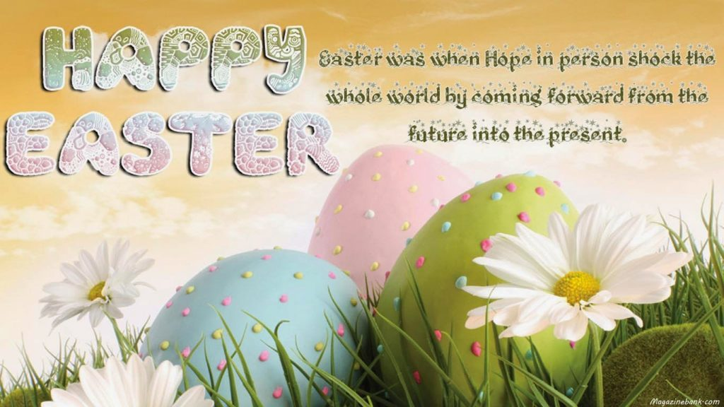 Images of Easter Messages