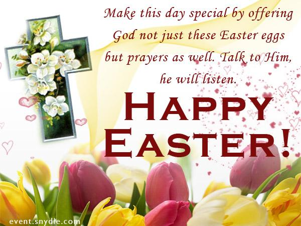 Jesus Christ Happy Easter