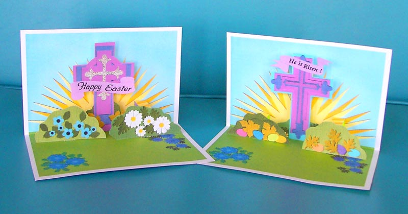 Easter Greeting Card 2021