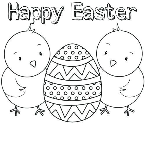 printable easter coloring pages Beautiful Printable Easter Coloring Pages