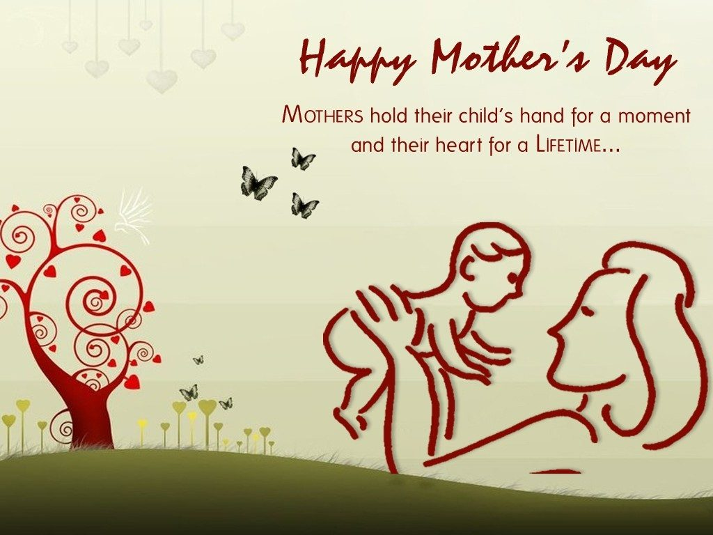 happy mother's day picture messages