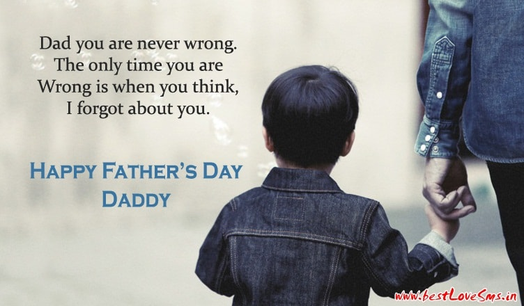Fathers Day Messages 2019