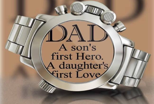 greetings messages for fathers day
