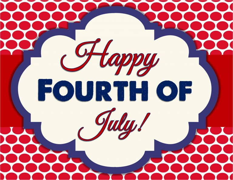 Happy 4th of July Image