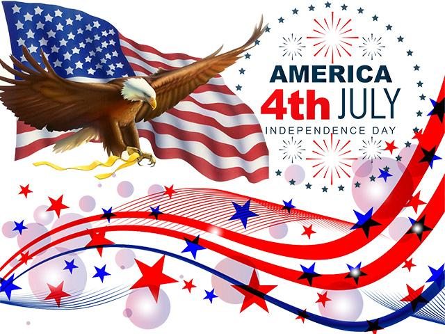 clipart July 4th