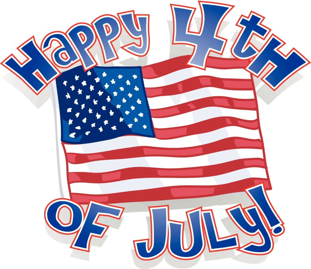 animated 4th of July clipart