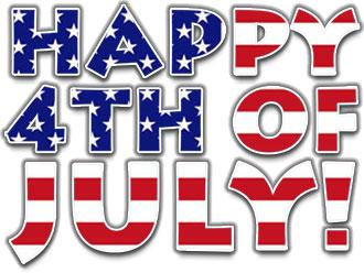 free clipart images 4th of July