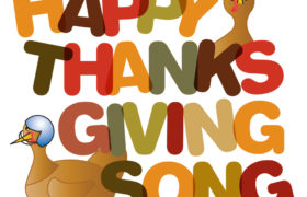 Happy Thanksgiving Songs