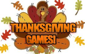 Happy Thanksgiving Games