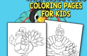 Best Thanksgiving Coloring Pages