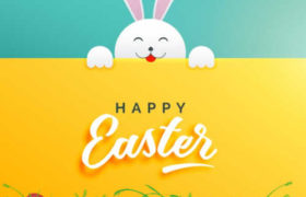 Happy Easter Bunny Images 2021